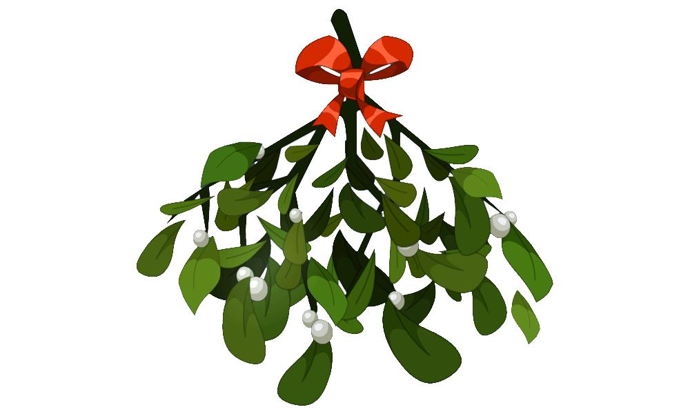 Mistletoe at Cat Call