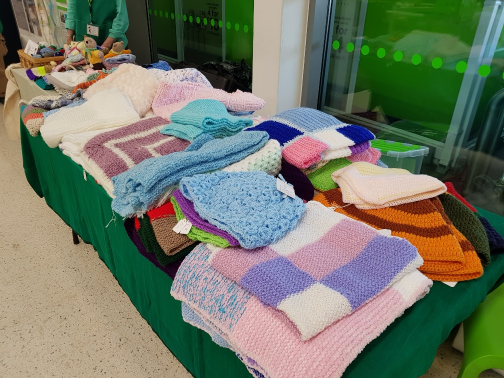 Cat Call knitted goods sale