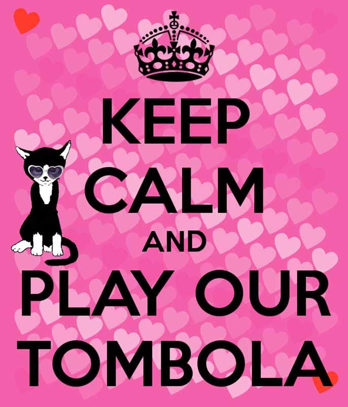 Cat Call Tombola Sat 7th July at Asda