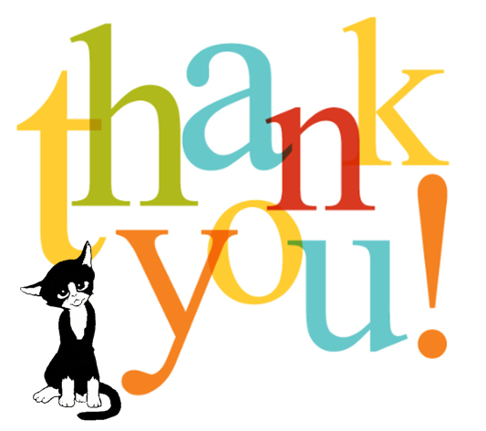Thank you from Cat Call