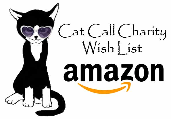 Cat Call Charity Amazon Wish List