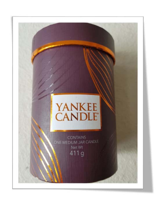 Yankee candle prize