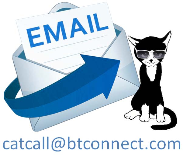 Cat Call e mail