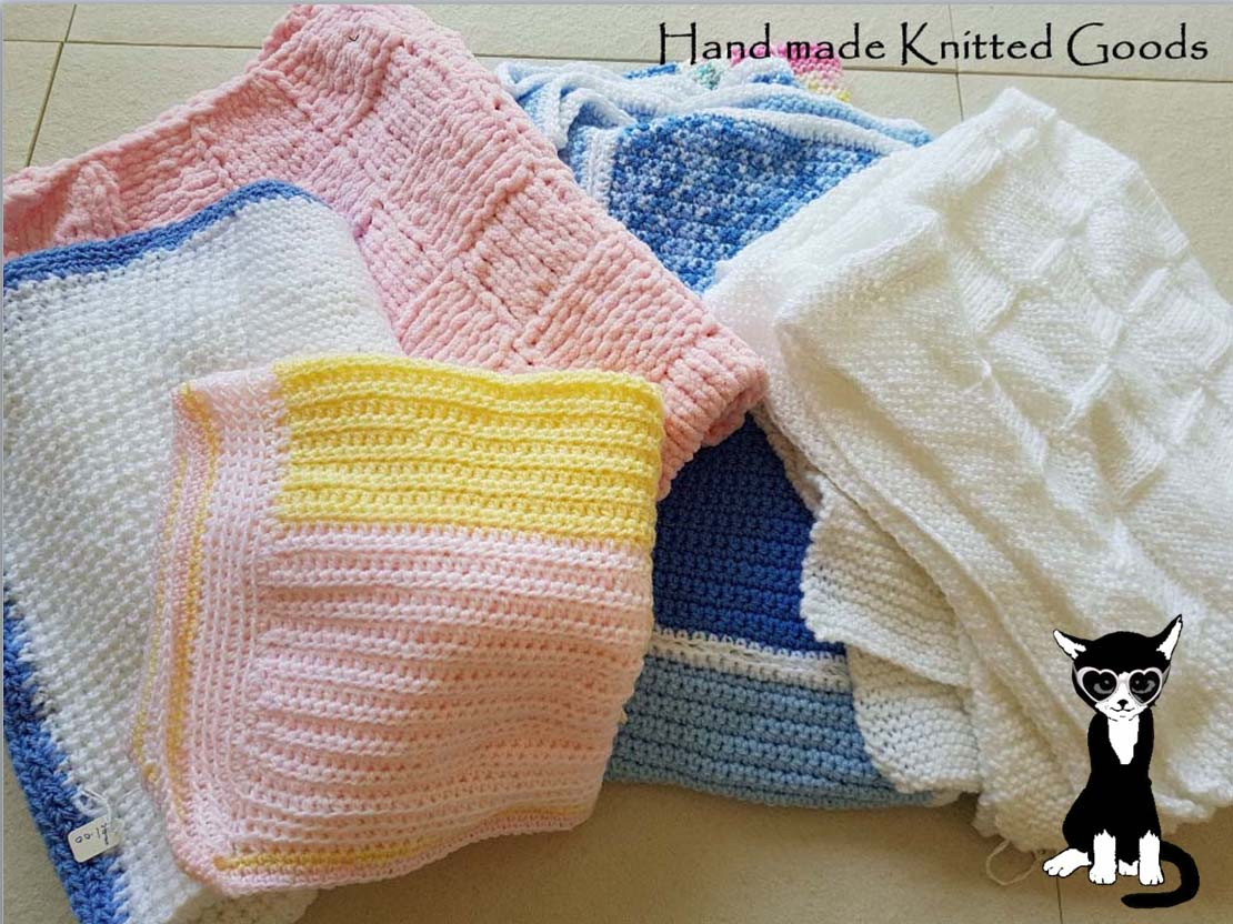 Cat Call hand made knitted goods