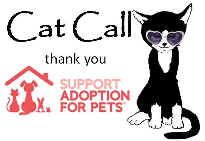 Thank you Support Adoption For Pets from Cat Call