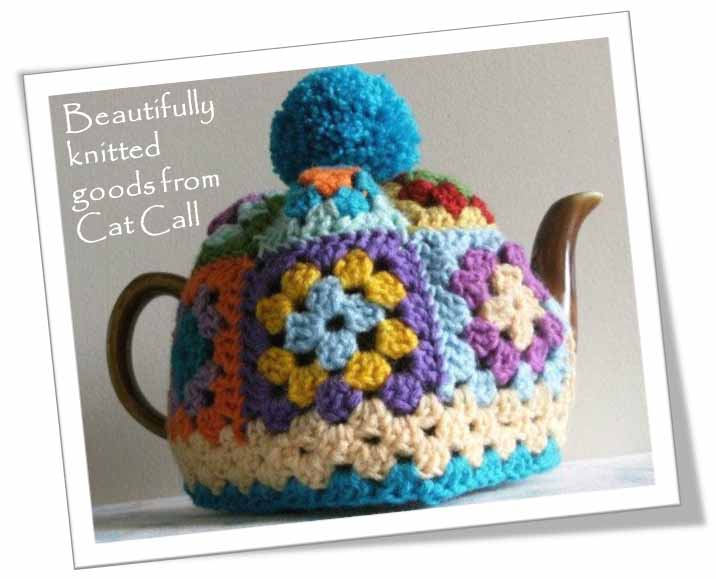 Beautifully knitted goods from Cat Call