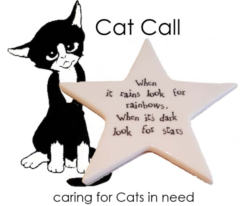 Cat Call caring for Cats with your suport