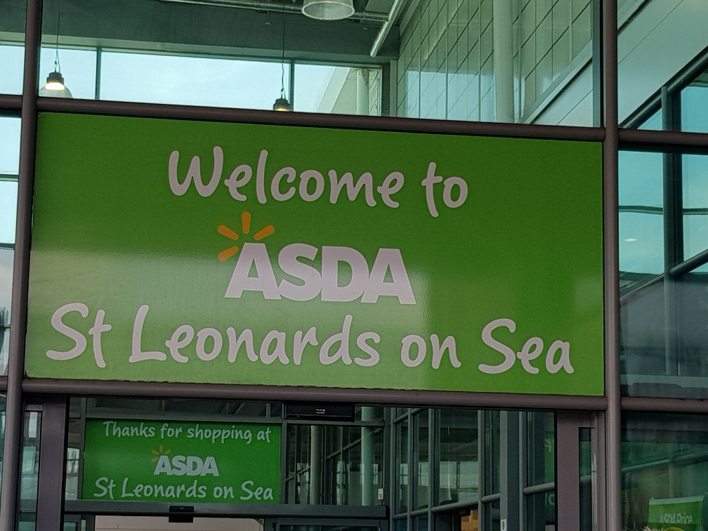 Cat Call at Asda St Leonards On Sea