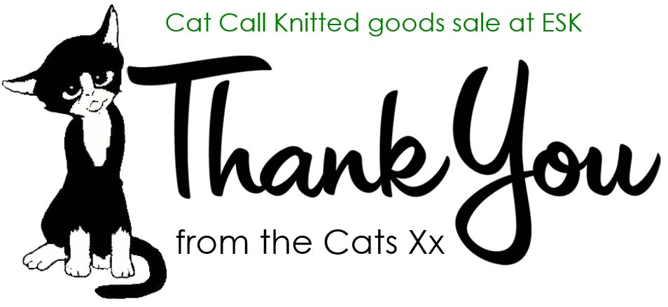Thank You ESK and Customers from Cat Call