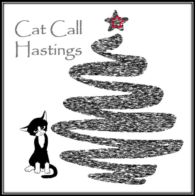 Happy xmas from Cat Call Hastings