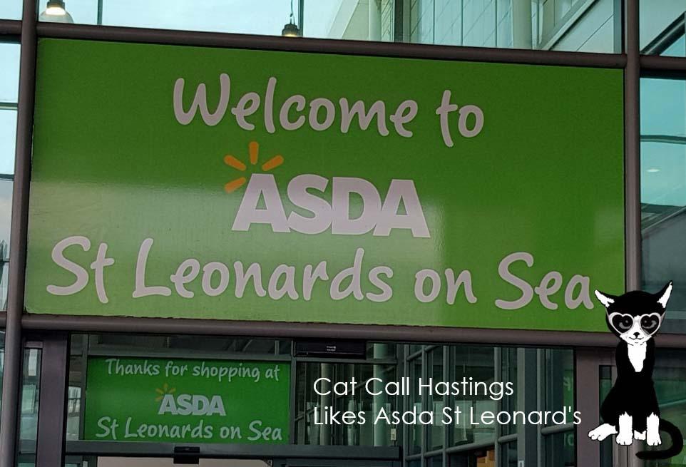 Cat Call Likes Asda St Leonards