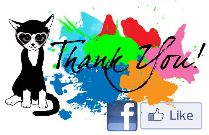 Thank you for Liking Cat Call on FaceBook