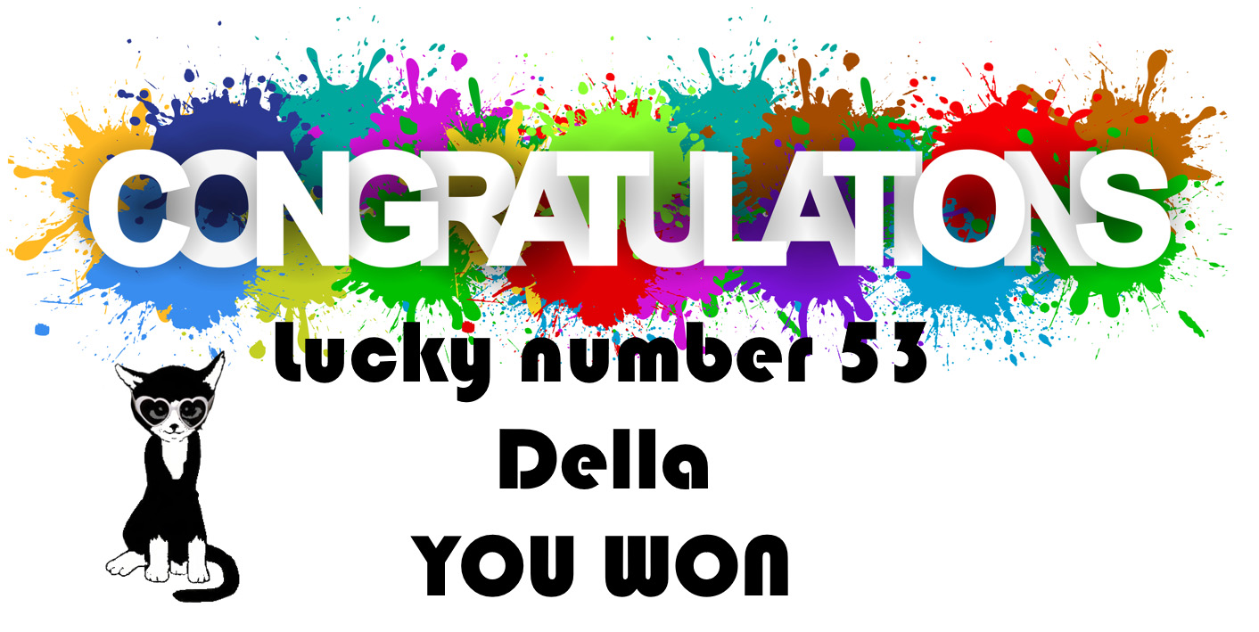 The winner is lucky number 53