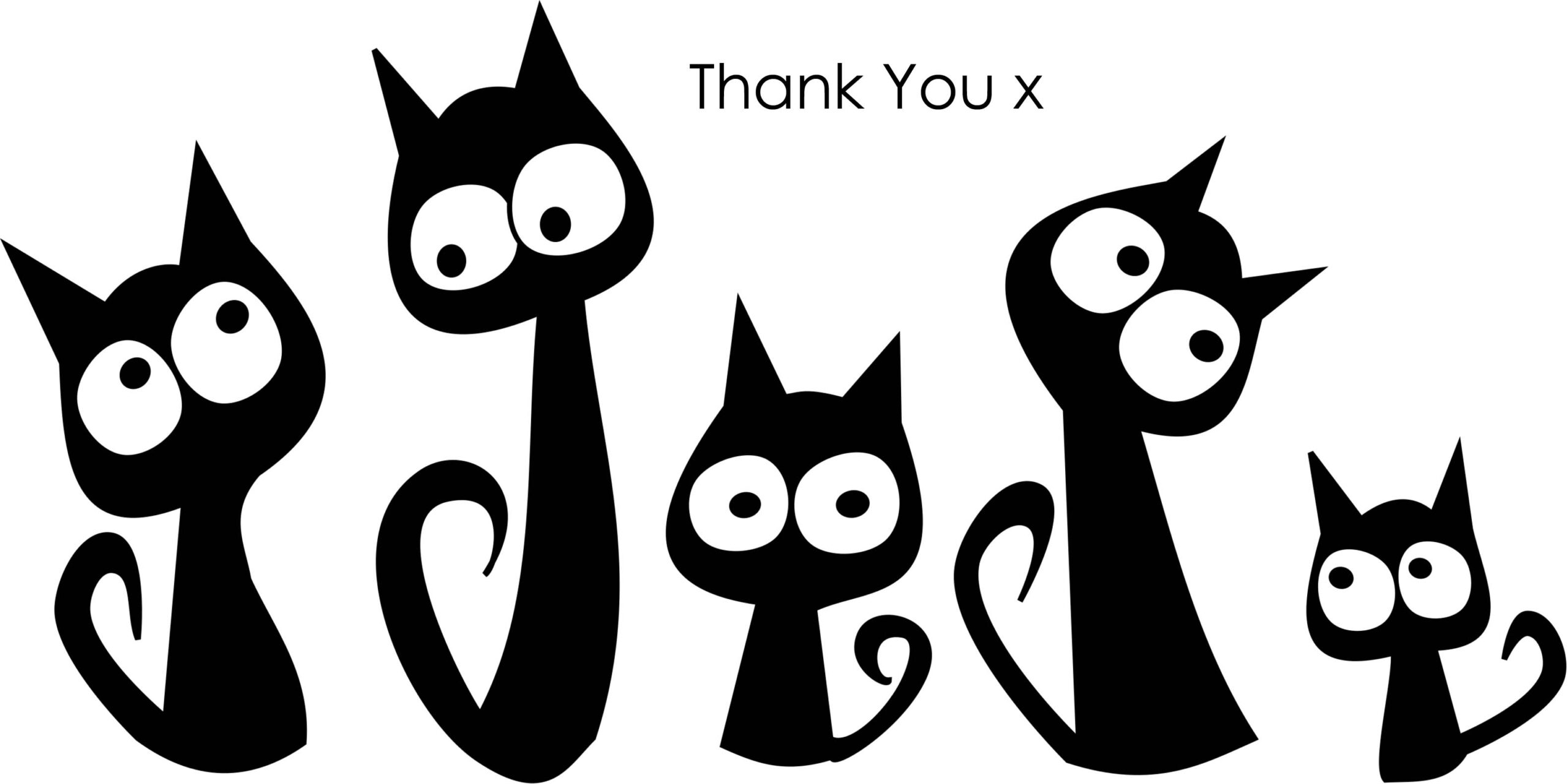 THANK YOU for your donation to Cat Call